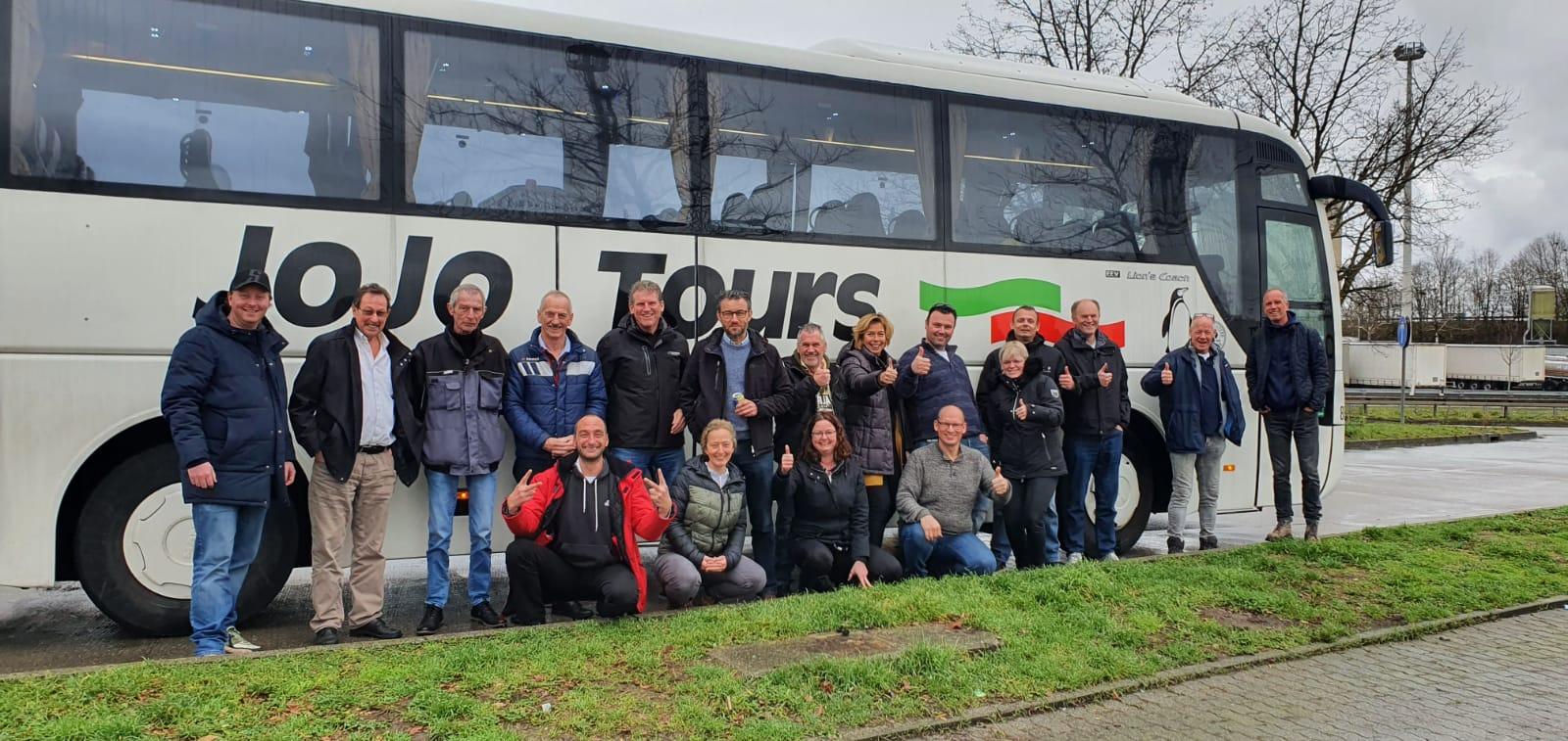 jojo tours vervoersproject team